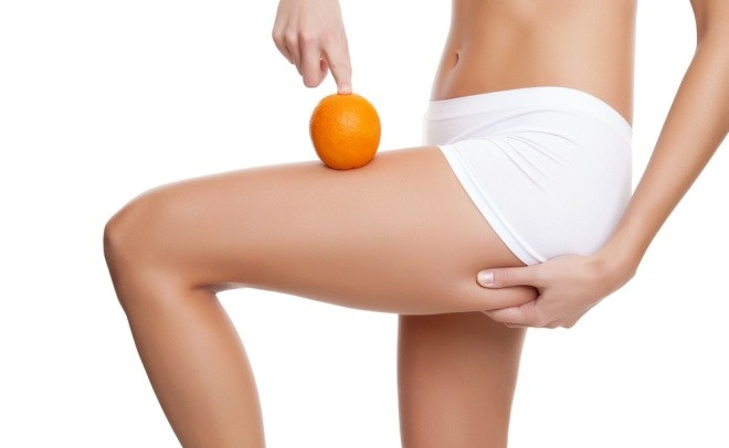 without cellulite