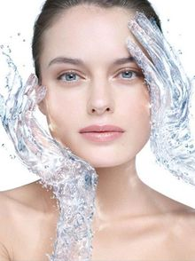 water face