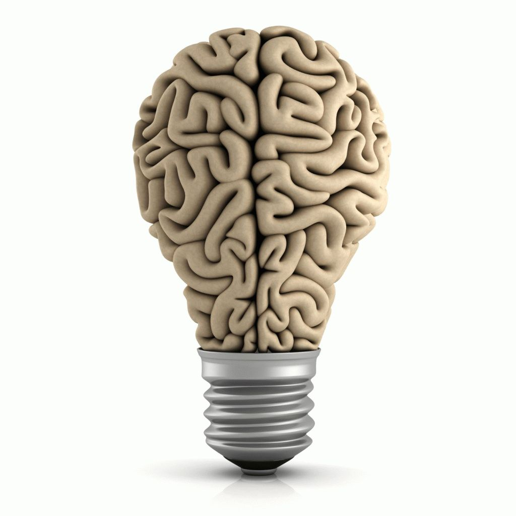 the idea - lightbulb