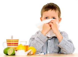 Ребенок со слабым иммунитетом
