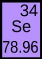 Селен - химический элемент