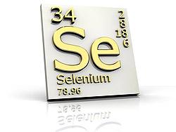 Элемент селен SE