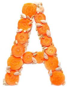 Витамин А из моркови