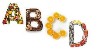 Витамины A, B, C, D