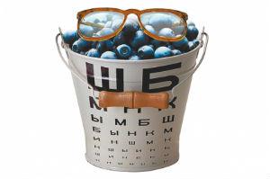 Витамины для глаз в чернике