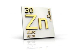 Zn - химический элемент